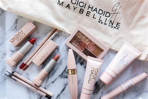 Maybelline X Gigi Hadid gigi hadid x maybelline makeup collection fit eef