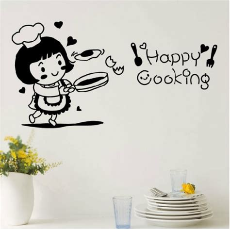 Trendy Bedroom Colors happy cooking quotes vinyl decal vinyl lettering by