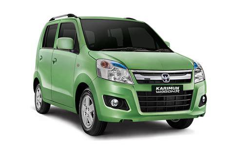 Mobil Suzuki Indonesia It S Official Pak Suzuki To Launch Wagon R On April 18