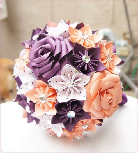 Origami Flowers Wedding - 25 best ideas about paper flower on