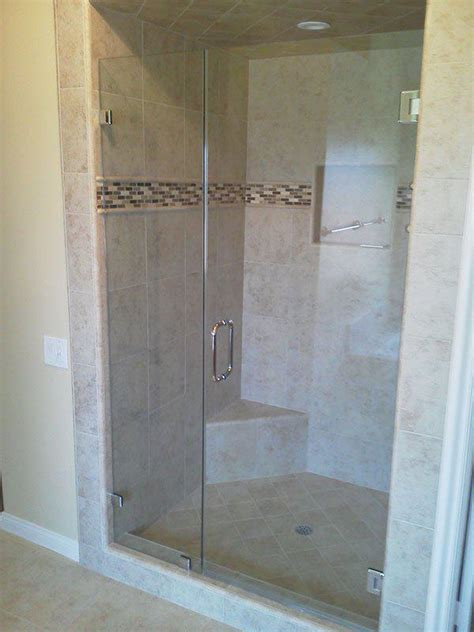 How To Install A Shower Door Installing A Frameless Shower Door Decor References