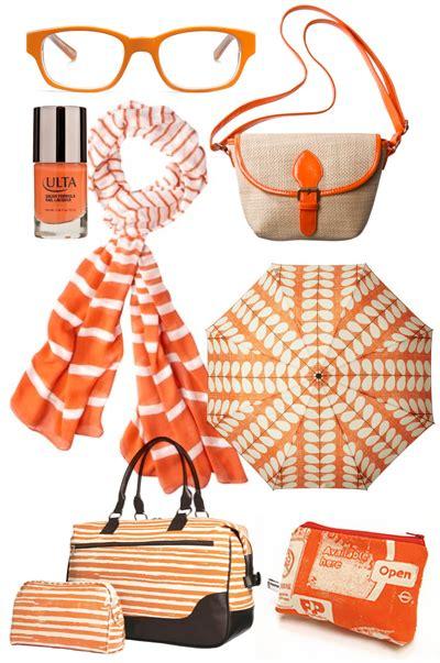 8 Great Orange Accessories by Orange Accessories How About Orange