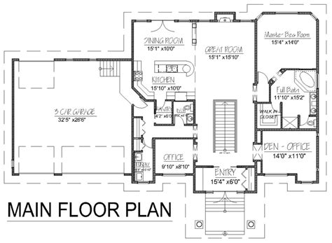 House Floor Plans Canada Bungalow With Loft House Plans Canada With Home Plans