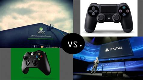 Tech Bytes Xbox One Vs Playstation 4