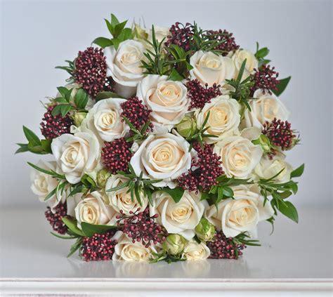 Wedding Bouquet November by Wedding Flowers November 2012