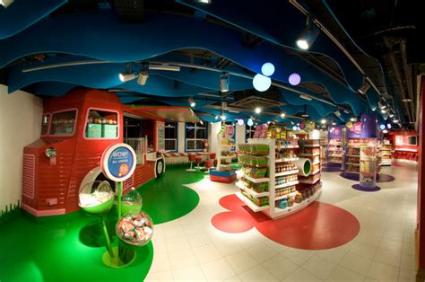 interior design toys store in hamleys regent by wdl interior design