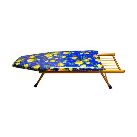 Meja Setrika Bina Karya jual home meja setrika mini aluminium biru