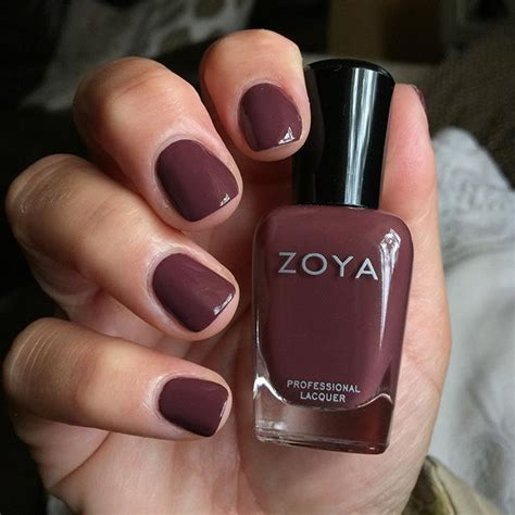 neutral nail colors zoya marney nails in 2019 autumn nails nails fall