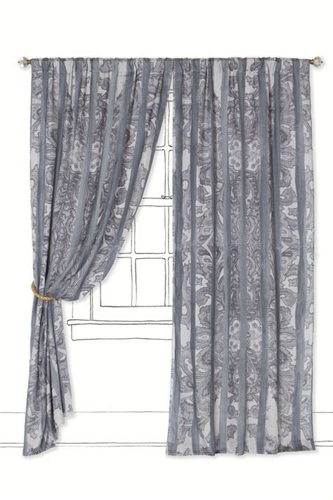 tunnel tab curtains conwy silk curtain anthropologie com home home home
