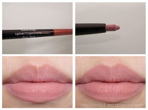 Revlon Colorstay Lip Liner Colors lip swatches swatch and on