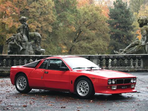 Lancia 037 Stradale 1982 Lancia 037 Stradale Picture 611926 Car Review
