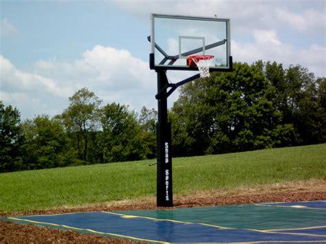 diy backyard basketball court basketball court pictures from blog cabin 2010 diy