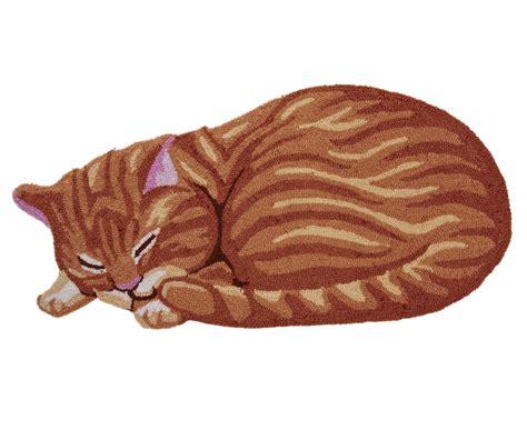 pad shaped rug cat shaped rug pile soft floor door mat pad ebay