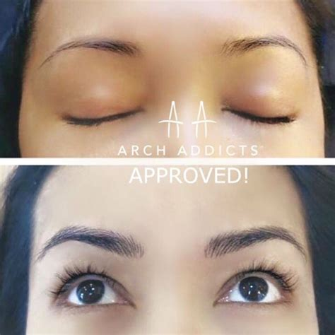 3d eyebrow tattoo nyc semi permanent eyebrow makeup nyc saubhaya makeup