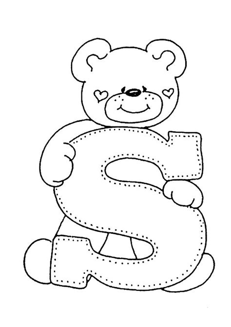 imagenes para colorear letras letra m para colorear dibujos para colorear