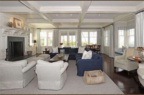 Hamptons Homes Interiors Pinterest