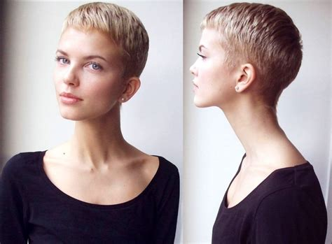 hairstyles for strong hair very short strong pinterest shorts pixies and short