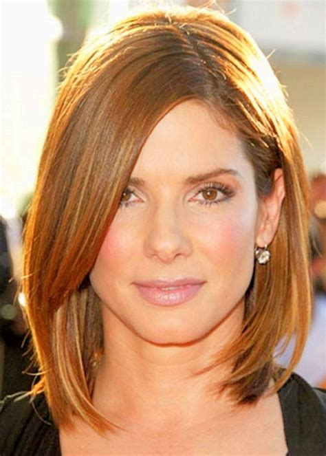 Hairstyles For 40 by Medium Length Hairstyles For 40 Hairstyles Ideas