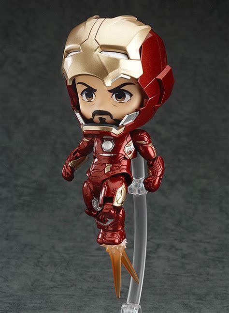 Nendoroid 543 Ironman 43 nendoroid iron 45 hero s edition