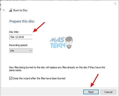 cara burn file video ke format dvd cara burning file ke cd dvd di pc laptop tanpa aplikasi