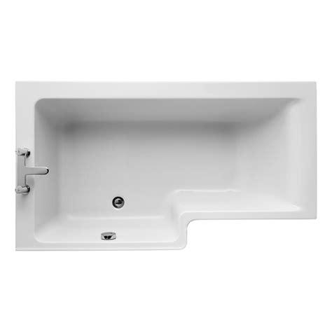 concept shower bath concept 150 x 85cm square shower baths bluebook