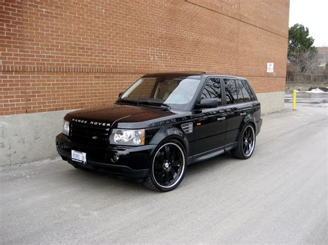 modified range rover sport rrssc2120 2008 land rover range rover sport specs photos