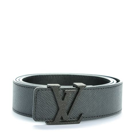 Tie Belt Taiga And Speedy 35 Initial louis vuitton taiga 35mm lv initiales belt 100 40 ardoise 145868