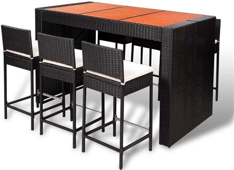 tavolo sgabelli tavolo alto 6 sgabelli bar benvenuti su sandro shop
