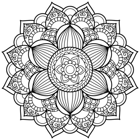 coloring book for windows mandala coloring pages for adults for android ios and