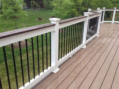 Porch Railing Spindles Best 25 Deck Balusters Ideas On Railings For