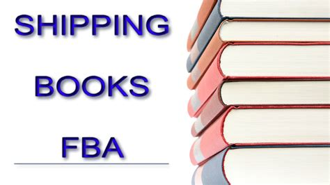 cargo books listing shipping books for fulfillment by fba