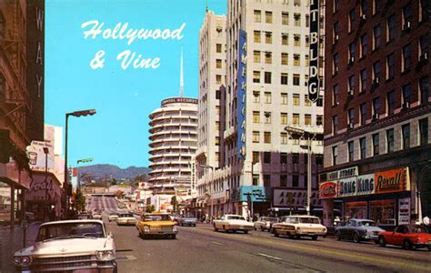 hollywood vine news wonderful color photos of hollywood california in the
