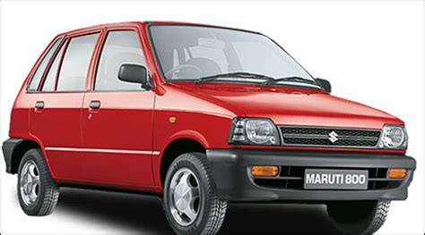 new maruti 800 launch maruti plans to launch 5 more new cars rediff business