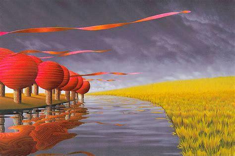 imagenes de paisajes modernos cuadros modernos pinturas y dibujos paisajes modernos
