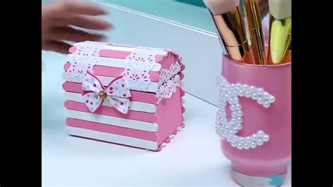 cara membuat es lilin dari hunkue cara kreatif membuat kotak perhiasan kerajinan tangan