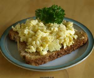 scrambled eggs cookuk recipes
