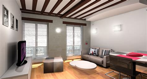 Intérieur Appartement Haussmannien by Cuisine Am 195 Nagement Int 195 Rieur Appartement D 195 Co
