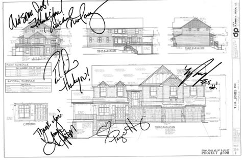 extreme makeover home edition house plans extreme makeover home edition the swenson lee family photo gallery project planning
