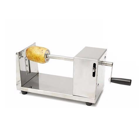 Pisau Ulir Kentang mesin kentang ulir mesin potato ramesia mesin