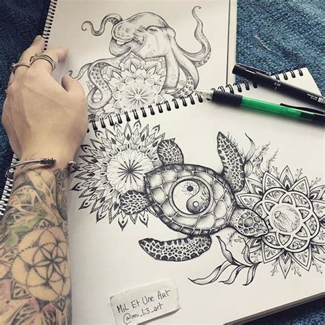 tattoo inspiration ocean really enjoying working on these ocean inspired tattoo