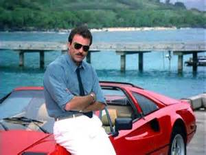 Magnum Pi On Global Content And Magnum P I Fast
