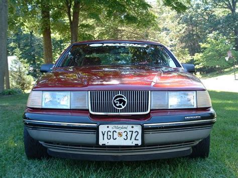 how can i learn about cars 1987 mercury sable navigation system wayfastwhitey306 1987 mercury cougar specs photos modification info at cardomain