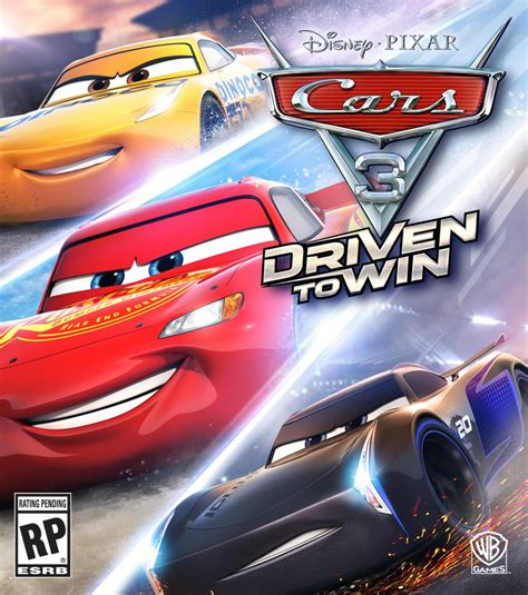 vidio film cars 3 cars 3 driven to win announced for switch and wii u