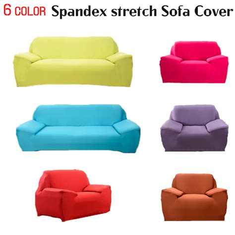 how to cover couch spandex stretch sofa cover big elasticity couch cover