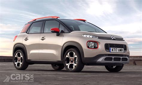 New Citroen by New Citroen C3 Aircross Citroen S Picasso Turned Suv