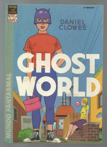 ghost world mundo fantasmal ghost world mundo fantasmal comics trinidad