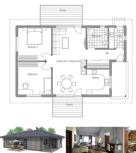 Small House Plans Vaulted Ceilings Pin By Delaine Millward On House Plans