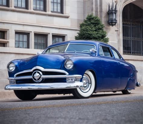 1950 Ford Shoebox Custom The H A M B