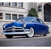 1950 Ford Shoebox Custom  The HAMB