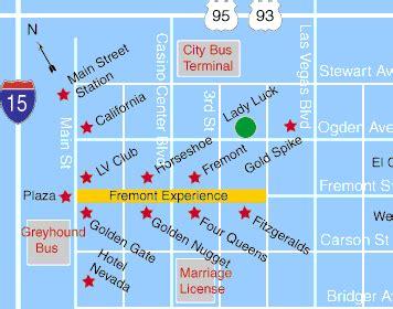 map of las vegas downtown casinos las vegas hotel downtown grand las vegas